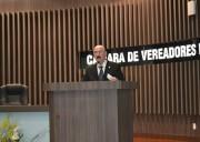 Mota apresenta balanço de seu mandato na Câmara de Araranguá