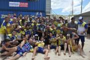 Brasil Pedreiras é campeão nas duas categorias do Praião