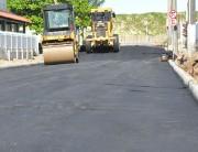 Balneário Rincão inicia mais dois quilômetros de pavimentações