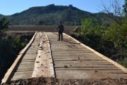 Secretaria de Obras segue a reforma de pontes