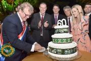 Siderópolis comemora 60 anos de emancipação com ato solene