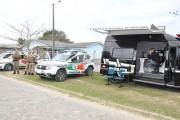 Polícia Militar e Civil mais próxima com a comunidade de Barra Velha