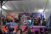 Camerata Florianópolis encanta público na Praça Nereu Ramos