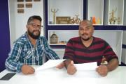 Acadêmicos de Moda de Brasília visitam SENAI de Criciúma