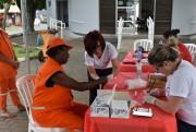 Informações sobre AIDS e Dengue são levadas aos Sideropolitanos