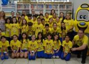 Estudantes recebem certificados do projeto Turminha do Futuro