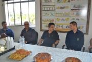 Jacinto Machado recebe emenda do deputado João Rodrigues