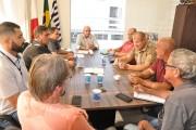 Assinado decreto que regulamenta o trânsito na Orla em Rincão
