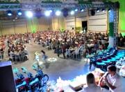 Evento do Credcap reúne mais de mil pessoas em Jacinto Machado