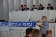 Audiência pública discute instalação de Praças de Pedágio na BR-101 Sul