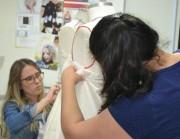 Estudantes de Moda vivenciam atividades práticas
