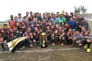 Atlético Pedreiras garante o bicampeonato no rinconense