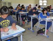 Alunos realizam primeira prova do Prêmio Acic de Matemática