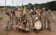 Siderópolis representada em encontro Escoteiro no Rio Grande do Sul