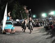 """""""As Aventuras do Fusca a Vela"""" na primeira noite do Festival na UNESC"""