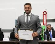 Daniel Freitas é diplomado como deputado federal