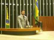 Daniel Freitas é empossado para seu primeiro mandato na Câmara Federal