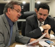 Peninha vai ao Ministério para evitar cortes no orçamento da BR-470