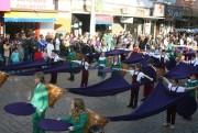 Desfile evidencia a história de Urussanga e da Festa do Vinho