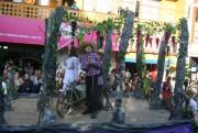 Desfile coloca Urussanga em clima da Festa do Vinho