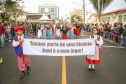 Homenagens à Içara marcam desfile da Independência