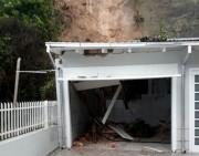 Defesa Civil de Criciúma registra deslizamentos de terra