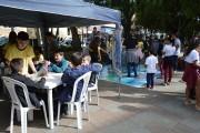 Brincadeiras estimulam a conscientização no cuidado com a água