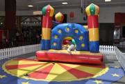 Dia das Crianças terá tema de circo no Criciúma Shopping
