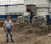 Obras na Estação de Tratamento de Água seguem em ritmo acelerado