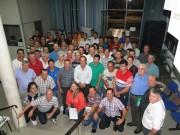 Comissão responsável pelo Distrito da Vila Nova buscam apoio