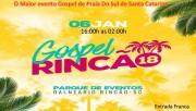 Gospel Rincão acontece neste sábado