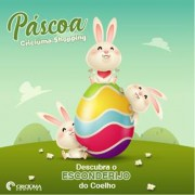 Criciúma Shopping promove caça aos ovos de Páscoa