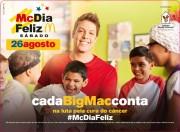 Farol Shopping participa da Campanha Mc Dia Feliz AVOS 2017