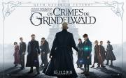 Terça e quarta têm pré-estreia de Animais Fantásticos: Os Crimes de Grindelwald