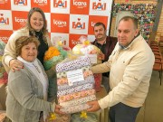 FAI confecciona e doa kits para gestantes aos Bercinhos de Içara