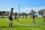 Esporte Clube Próspera enfrenta o Brusque no Estádio Augusto Bauer