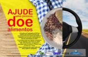 EF do DNIT em Tubarão faz campanha para coleta de alimentos