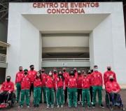 Equipe Mampituba/FME Criciúma participam da terceira etapa do Circuito Estadual