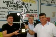 Família Da Rolt vence competição de bocha em Criciúma