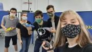Alunos da Escola S de Criciúma conquistam vagas para torneio F1 in Schools e FTC