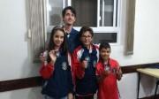 Carlos Eduardo conquista prata em seletiva nacional