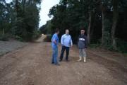 Estrada da Linha Alexandre Da Boit é revitalizada em Siderópolis