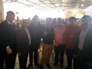 Pré-candidatos para deputado pelo PRB/SC estiveram em Içara