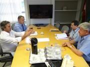 Presidente da Aresc recebe Diretor do Samae de Araranguá