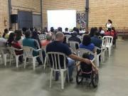 Secretaria de Educação promoveu encontro de pais de alunos com deficiência