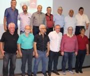 Ex-alunos da Satc visitam instituição após 45 anos