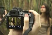 Estudantes de Comunicação Visual produzem ensaio fotográfico