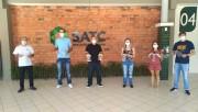 Satc entrega máscaras faciais a profissionais da saúde de Criciúma