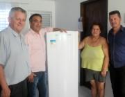 Refrigeradores são entregues aos consumidores da Cooperaliança