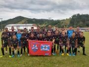 Equipe Sub-15 de futebol da FME de Içara disputa Torneio da Quaresma